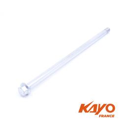 Axe M10x235 mm pour triangle supérieur KAYO AU200
