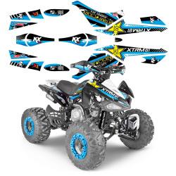Pièces quad et buggy Kit deco quad KX125 - XTRM Factory 81