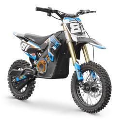 Moto électrique  Moto cross électrique enfant 1100W 12/10 - SX