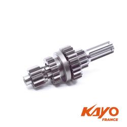 Pièces détachées Arbre primaire quad Kayo AU150