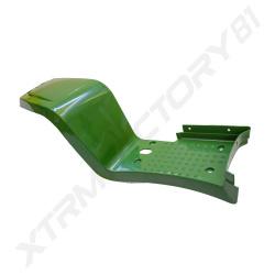Pièces détachées Aile gauche de tracteur vert 110cc