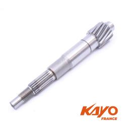 Pièces pour machines Kayo  Arbre primaire Kayo AU200