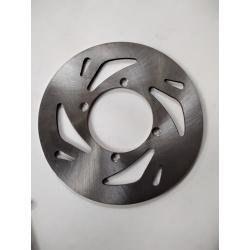 B / Echappement, disque, guidon  Disque frein ar m50 3.5 10/10 160mm