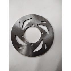 B / Echappement, disque, guidon  Disque frein av m50 elec 195mm