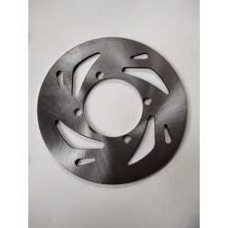 B / Echappement, disque, guidon  Disque frein m50  170mm