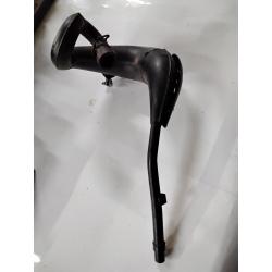 B / Echappement, disque, guidon  Pot echap m50 noir 14/12