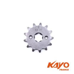 Pièces pour machines Kayo Pignon sortie de boite quad KAYO