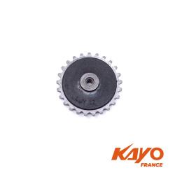 Pignon 25 dents libre chaine de distribution quad KAYO 110 125