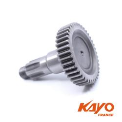 Pièces pour machines Kayo  Arbre secondaire KAYO AU200