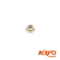 ZB / Pompe à huile  Ecrou M6 pignon pompe huile KAYO AU200