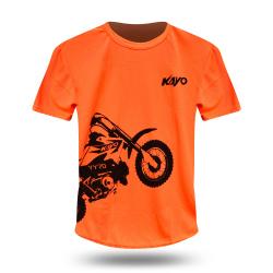 Accessoires  T-shirt moto enfant KAYO