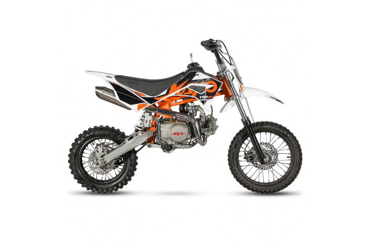 Dirt KAYO 110cc - 14/12 - boite méca - TSD110