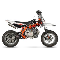 Mini cross | 50 à 70cc  Mini motocross enfant 60cc - 10/10 - KAYO KMB