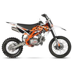 Dirt bike | 90 à 140cc  Dirt bike KAYO 125cc - 17/14 - TD125