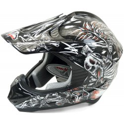 Casque adulte V-max Viper