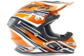 Casque adulte UFO Orange