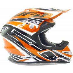 Casques Cross Adulte Casque adulte UFO Orange