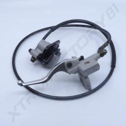 10 / Système de freinage  Système de frein arrière complet pour MX60/70