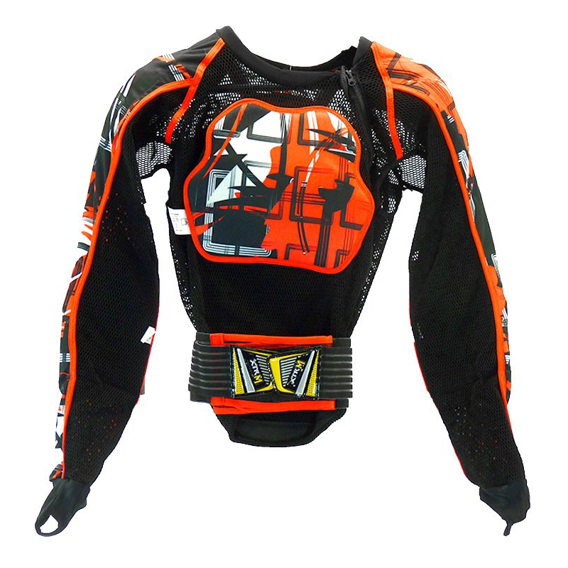 gilet protection souple homologue enfant leger moto quad dirt enduro. Black Bedroom Furniture Sets. Home Design Ideas