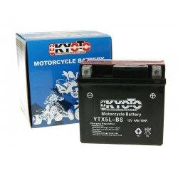 Pièces quad et Buggy Batterie quads 110cc et quad 125cc