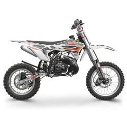 Mini cross | 50 à 70cc  Motocross enfant 50cc 9.5cv 12/10 KAYO KT50