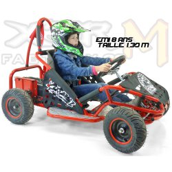 Buggy - Kart - Jeep - Tracteur Karting Cross Electrique 1000W 2016