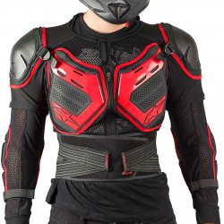 Protections adultes Gilet de protection ALPINESTARS BIONIC