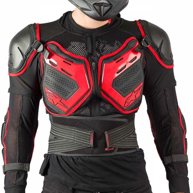 gilet de protection alpinestars bionic. Black Bedroom Furniture Sets. Home Design Ideas