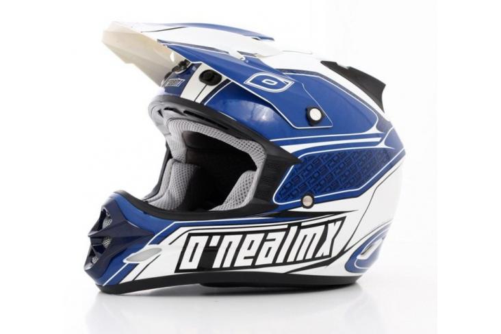 Casque O'Neal 709R Series Bleu