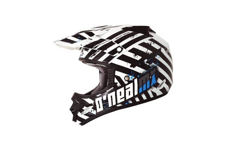 Casque O'Neal 709R Series Noir/Blanc