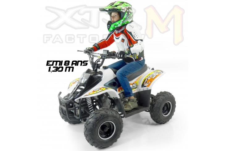 Quad enfant Bibou 110cc 4T Luxe