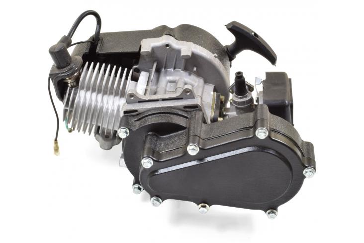 Moteur Pocket Bike cross 50cc avec démultiplicateur