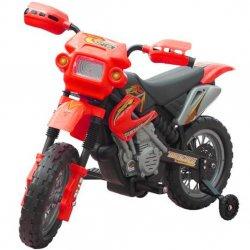 Mini moto enfant électrique enduro 12V