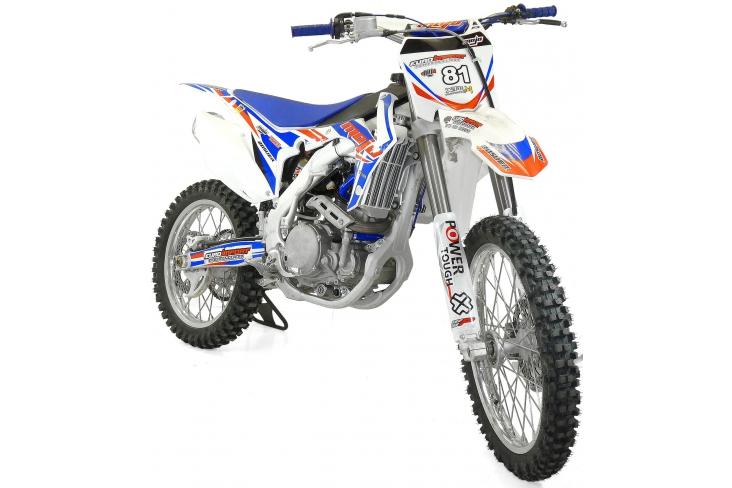 Moto coss 250cc moteur zongshen 4 soupapes suspension - Image de moto cross 125 ...