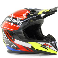 Casques Cross Adulte Casque adulte XTRM Factory Black edition