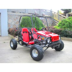 Buggy enfant 125cc 2 places