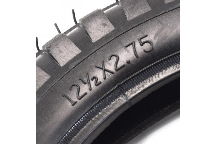 Pneu pocket bike 12.5 x 2.75