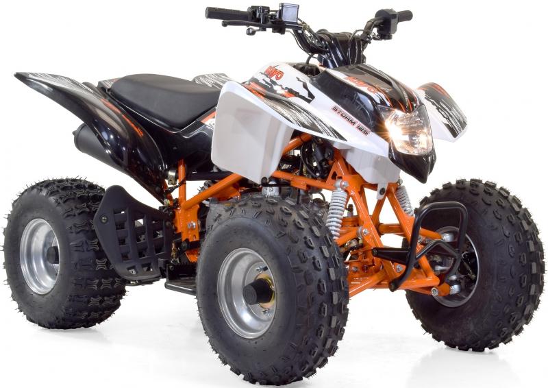 Quad enfant 125cc 3 vitesses