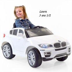 Mini voiture Mini voiture enfant BMW X6 télécommandé