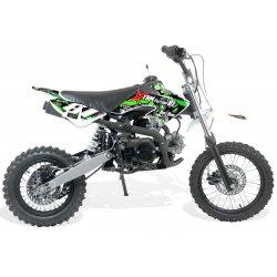 Dirt bike enfant 110cc 4T méca - BSE110 14/12