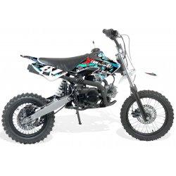 Dirt bike enfant 110cc 14/12 - Boite méca 4T