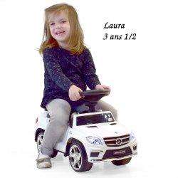 Mini voiture Porteur drésienne Mercedes