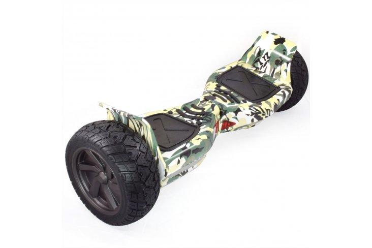 Hoverboard tout terrain 2 x 350W