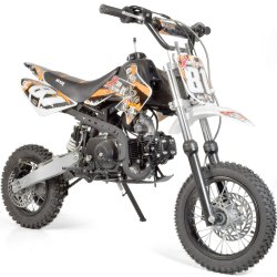 110cc Dirt bike / Moto cross Dirt 110cc enfant automatique 4T Roues 12/10