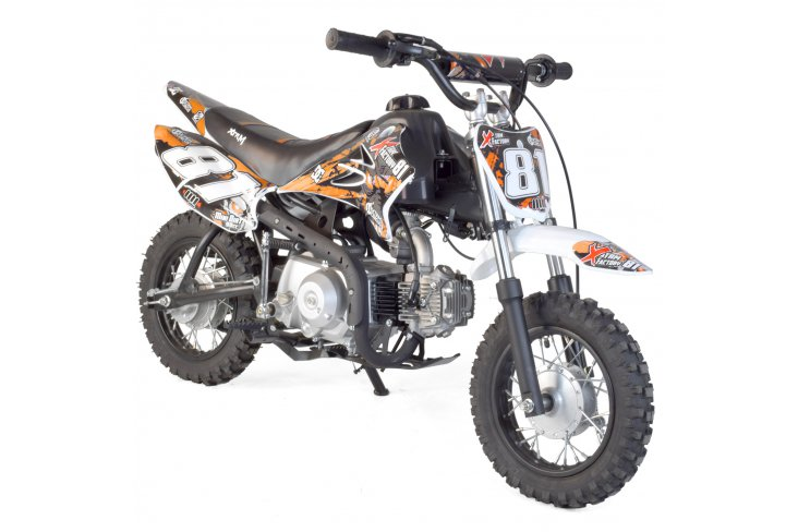 Dirt bike enfant 90cc 4T semi-auto