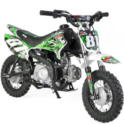 90cc Dirt bike et Moto cross enfant Dirt bike enfant 90cc 4T boite auto
