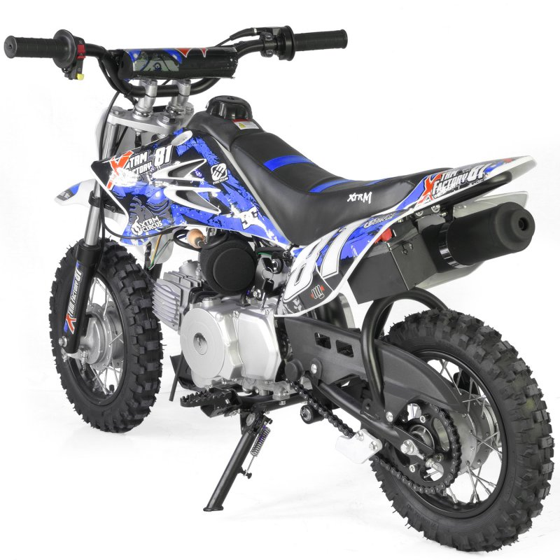 Moto Dirt Bike Enfant 90cc 4t Automatique