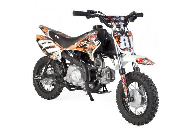 Dirt bike enfant 90cc 4T boite auto
