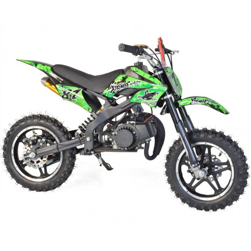 motocross 50cc pas cher