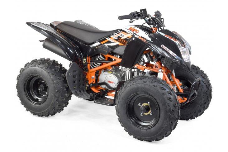Quad enfant 150cc KAYO Strom Black Edition